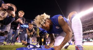 New York Giants WR Odell Beckham Jr. Finds Motivation From Conor McGregor 2
