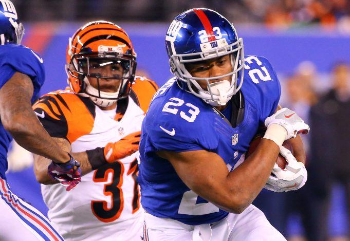 New York Giants Game Balls in Win Against Cincinnati Bengals