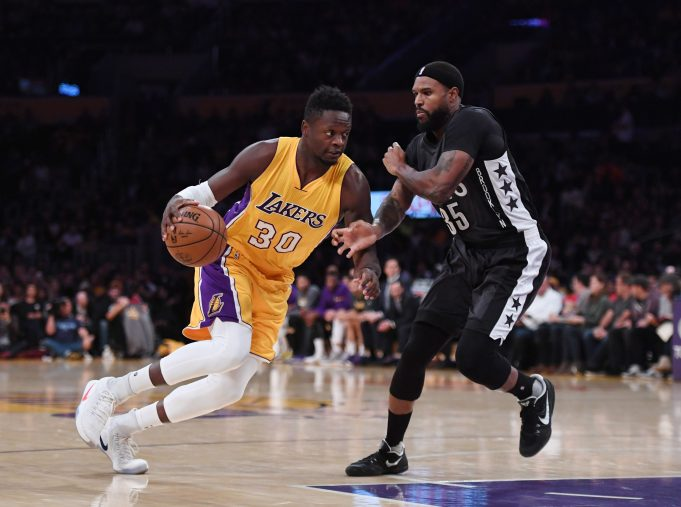 Brook Lopez Grabs 30 as Brooklyn Nets Lose to Los Angeles Lakers