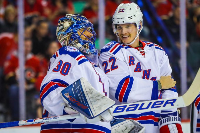 New York Rangers' Nick Holden has quietly become irreplaceable along blueline