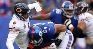 The New York Giants defense is great again