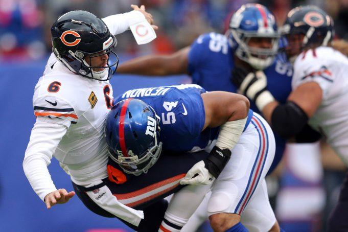 The difference of one year: The 2016 New York Giants possess talent 1