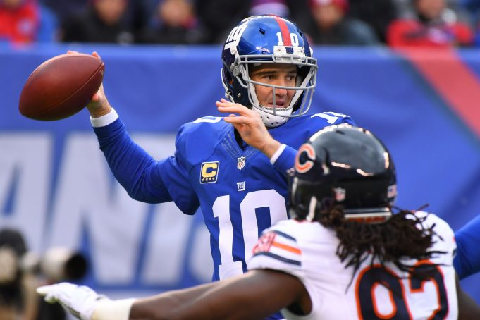 Eli Manning takes control, New York Giants defeat Chicago Bears (Highlights)