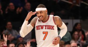 The New York Knicks are still Carmelo Anthony's team 2