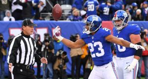 New York Giants: Which player needs to step up against Cleveland?