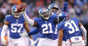 New York Giants game balls in win over Chicago Bears