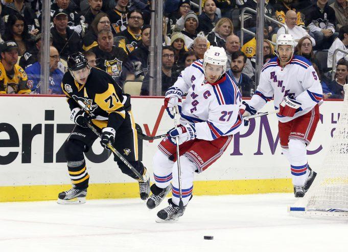 Michael Grabner scores again as New York Rangers beat Pittsburgh Penguins (Highlights)