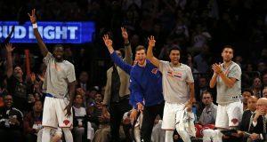 Madison Square Garden becoming Eden for New York Knicks