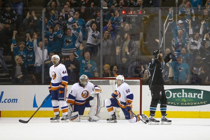 New York Islanders chances looking grim after SoCal disaster 2
