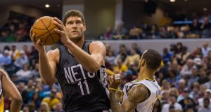 Brook Lopez is doing his best to keep Brooklyn Nets afloat
