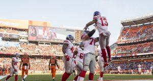 Odell Beckham Jr., New York Giants outlast Cleveland Browns (Highlights)