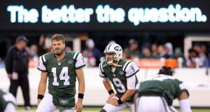 New York Jets QB Ryan Fitzpatrick to Start Monday night against Colts 3