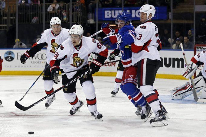 New York Rangers suffer frustrating loss to Derick Brassard, Ottawa Senators (Highlights)