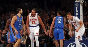 New York Knicks: Joakim Noah's contract is equal to highway robbery