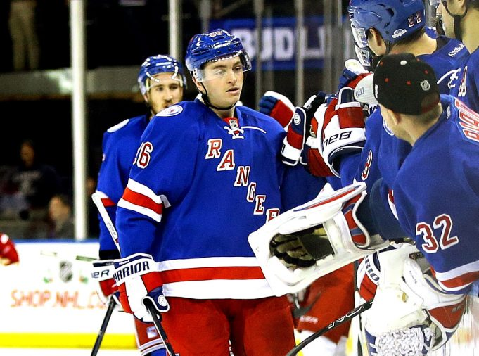 Currently assembled, these New York Rangers cannot win the Stanley Cup
