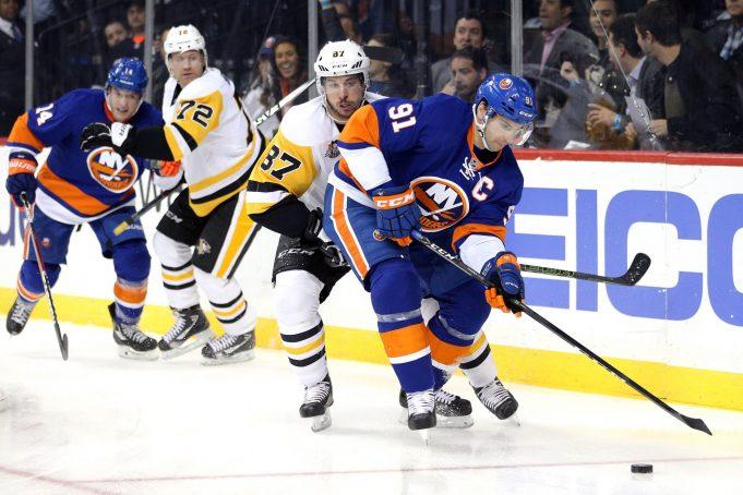 Anders Lee deflects game-winner as New York Islanders beat Penguins late (Highlights)