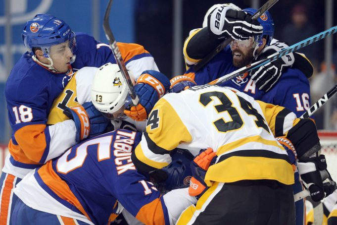New York Islanders escape with much-needed victory 2