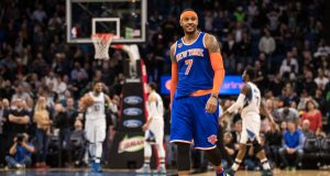 Carmelo Anthony nails game-winner for New York Knicks in Minnesota (Highlights) 2