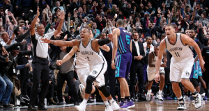 Brooklyn Nets beat Hornets on Randy Foye's 3-point buzzer beater (Highlights)