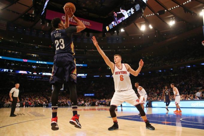 New York Knicks look to stop road woes against New Orleans Pelicans