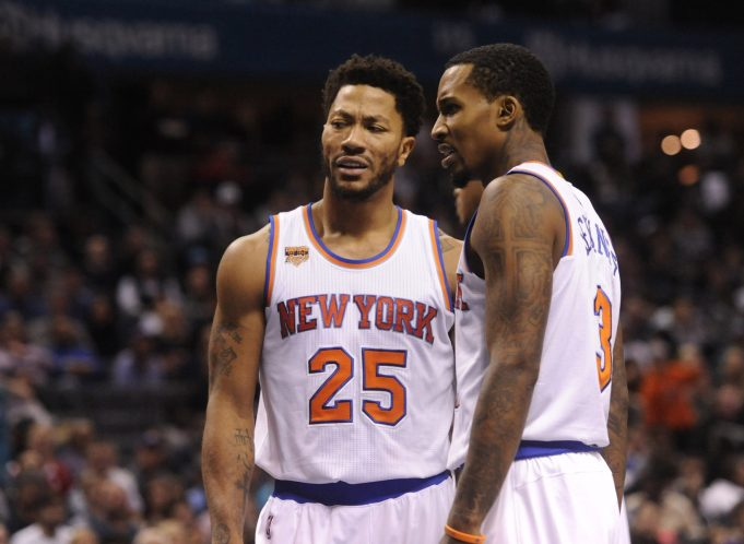 New York Knicks: Derrick Rose was clueless about fourth quarter benching