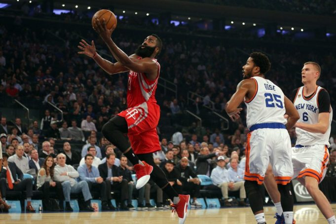 New York Knicks: Combinations that could slow down the Houston Rockets