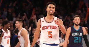 New York Knicks: Courtney Lee, Joakim Noah, Lance Thomas questionable Friday