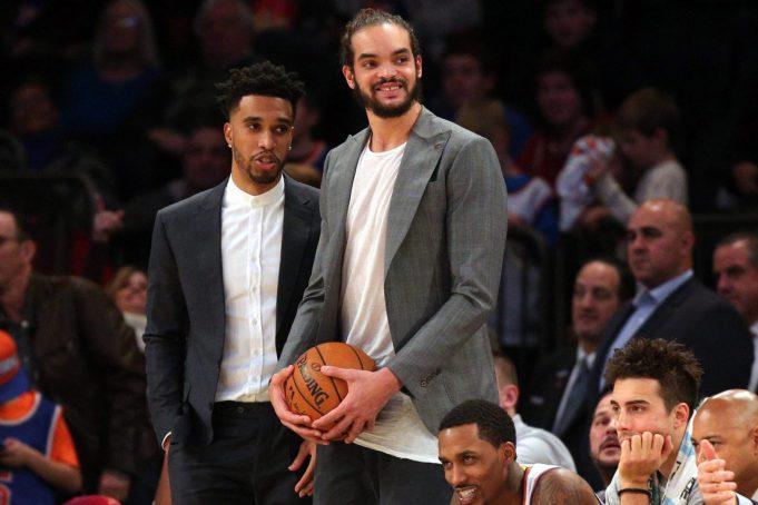 New York Knicks: Joakim Noah may return Sunday; Courtney Lee likely out (Report)