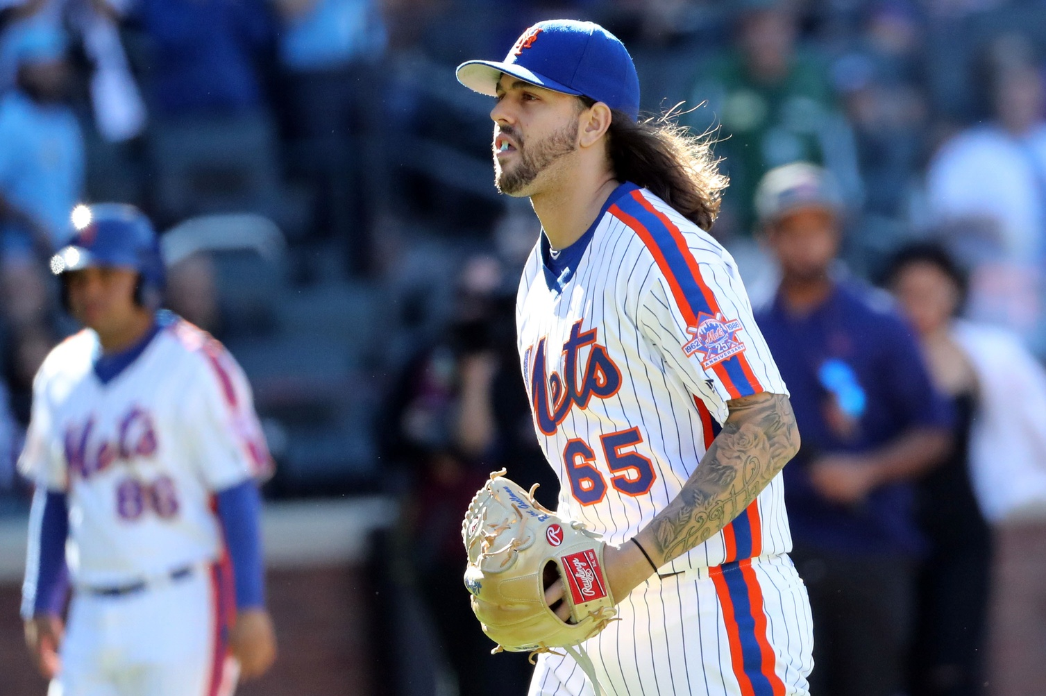 New York Mets: Robert Gsellman could be primed for big role in 2017