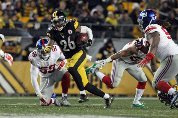 New York Giants suspect Steelers used under-inflated footballs