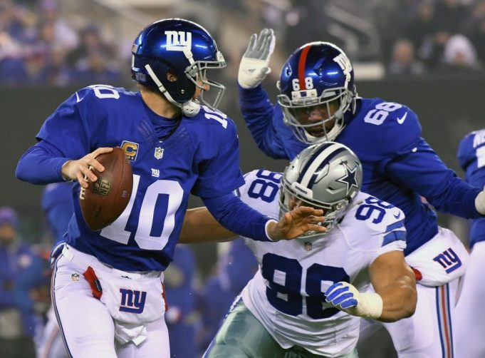 The New York Giants and Detroit Lions are shockingly similar teams