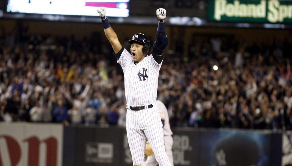 New York Yankees: The greatest moments of Derek Jeter's career