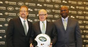 New York Jets Todd Bowles and Mike Maccagnan are safe, for now