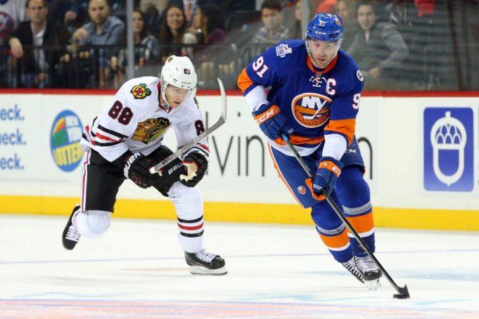 New York Islanders face test against west-leading Blackhawks in Brooklyn
