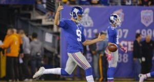 New York Giants Brad Wing named NFC Special Teams Player of the Week 1