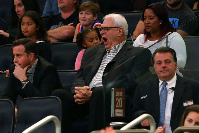 New York Knicks boss Phil Jackson admits to marijuana use