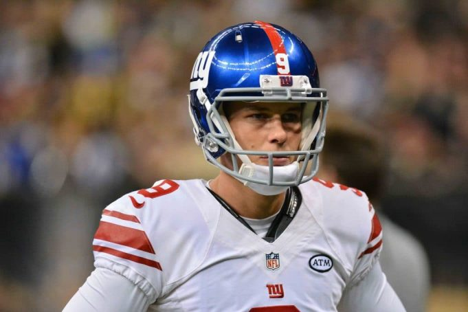 Brad Wing wins back to back NFC Special Teams Player of the Week honors
