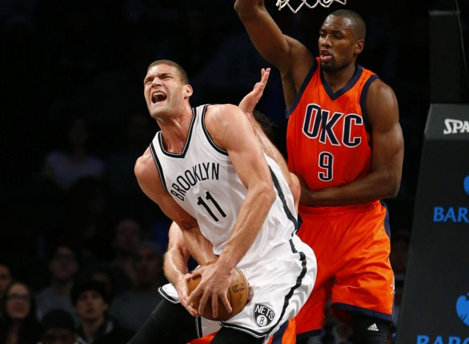 The Brooklyn Nets should sign Serge Ibaka this summer