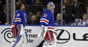 Examining the New York Rangers goalie situation: Henrik Lundqvist, Antti Raanta