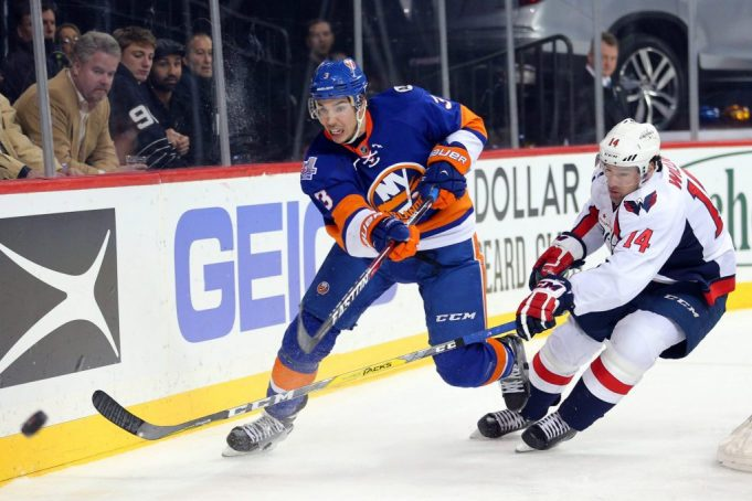 New York Islanders look to rebound against Washington Capitals