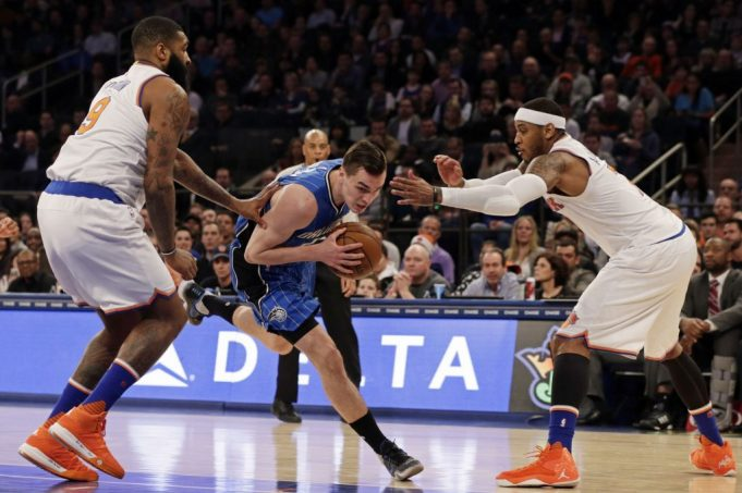 New York Knicks will try for 11th home win against Orlando Magic