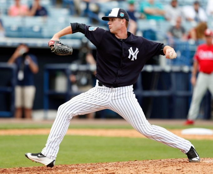New York Yankees lose handful of prospects in Rule-5 Draft