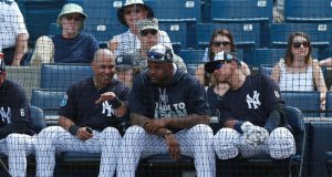 New York Yankees: Recovering CC Sabathia talks Beltran reunion