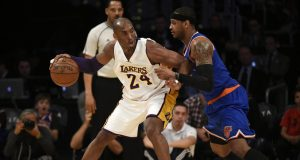 New York Knicks: Carmelo Anthony has reached out to Kobe Bryant regarding Jax