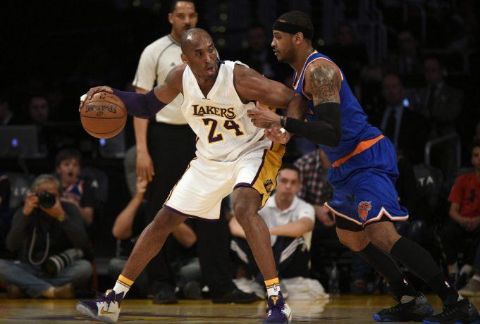 New York Knicks: Carmelo Anthony has reached out to Kobe Bryant regarding Jax