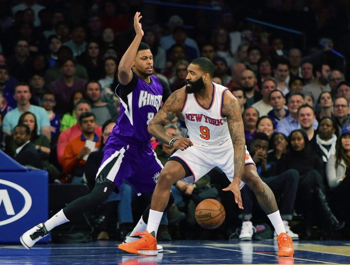 New York Knicks look to move further away from .500 against Sacramento Kings