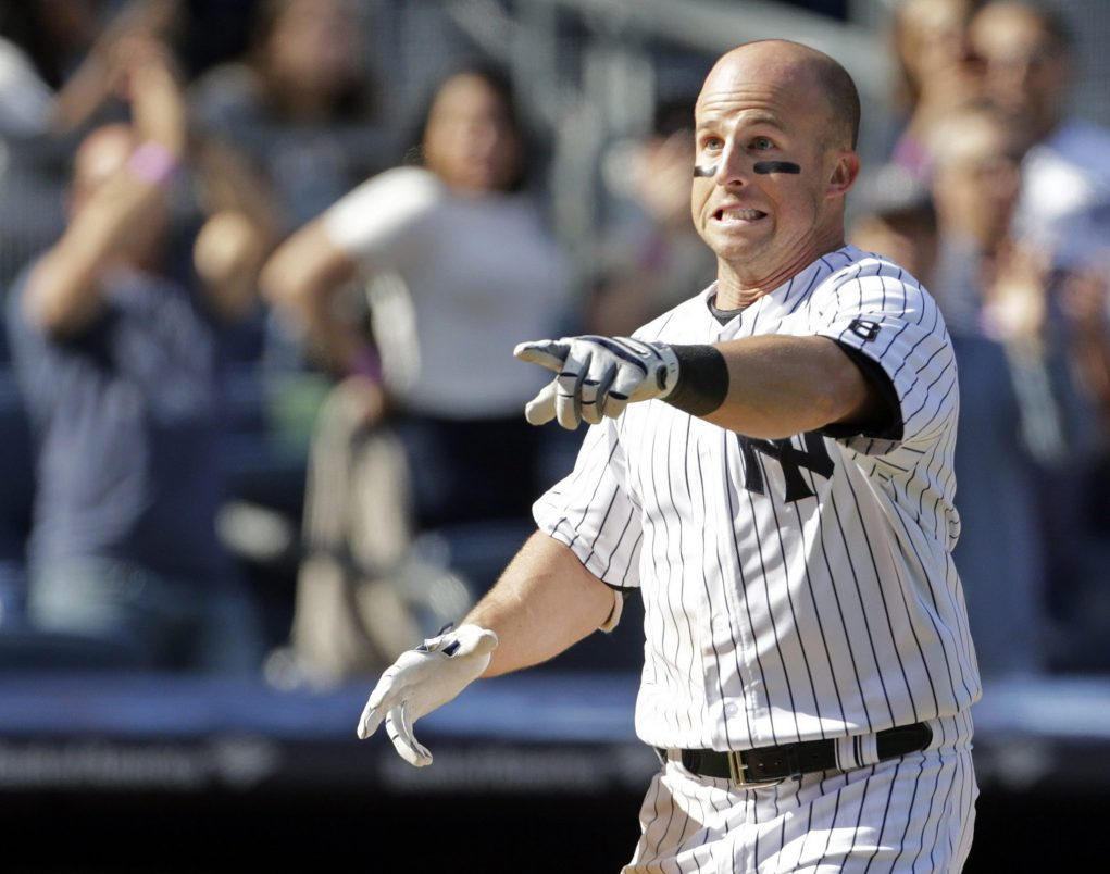Signs point to Brett Gardner remaining with the New York Yankees 1