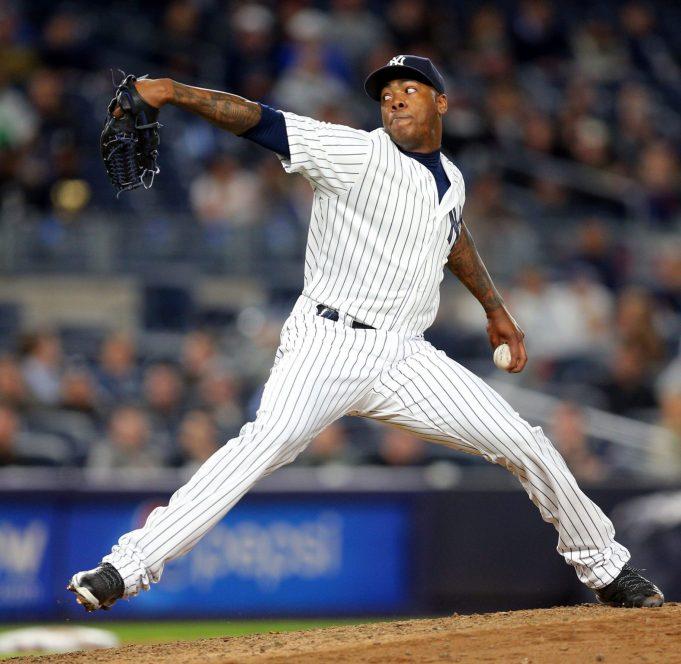 Why Aroldis Chapman doesn't hinder New York Yankees' rebuild