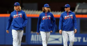 No doubt: The New York Mets still have the best rotation, when healthy 2