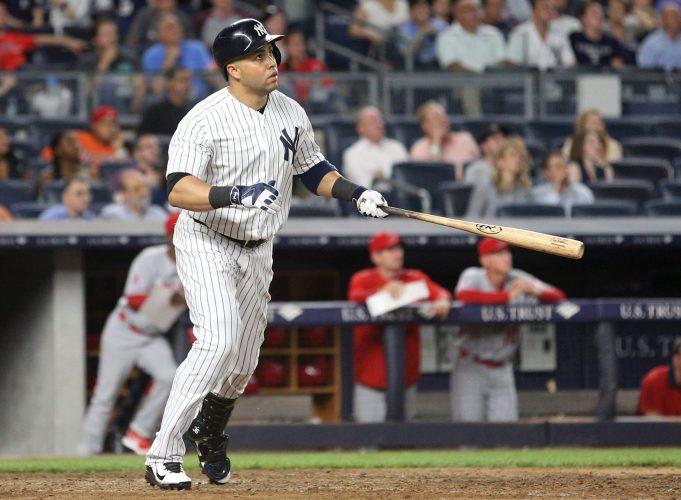 New York Yankees heating up in the Carlos Beltran sweepstakes
